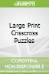 Large Print Crisscross Puzzles