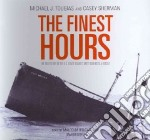 The Finest Hours (CD Audiobook) libro in lingua di Tougias Michael J., Hillgartner Malcolm (NRT)