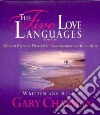 The Five Love Languages (CD Audiobook)