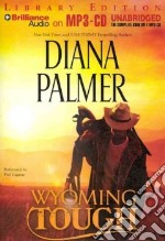 Wyoming Tough (CD Audiobook) libro in lingua di Palmer Diana, Gigante Phil (PHT)