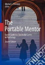 The Portable Mentor libro in lingua di Prinstein Mitchell J. (EDT)