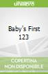 Baby's First 123