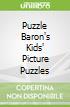 Puzzle Baron's Kids' Picture Puzzles
