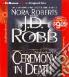 Ceremony in Death (CD Audiobook)