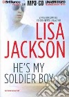 He's My Soldier Boy (CD Audiobook)