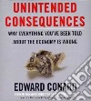 Unintended Consequences (CD Audiobook)