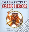 Tales of the Greek Heroes (CD Audiobook)