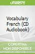 Vocabulary French (CD Audiobook)