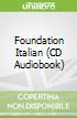 Foundation Italian (CD Audiobook)