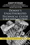 Donny�s Unauthorized Technical Guide to Harley-davidson, 1936 to Present