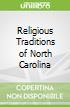 Religious Traditions of North Carolina