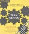 Team Genius (CD Audiobook) libro str
