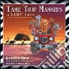 Tame Your Manners At K.A.M.P. Safari libro str