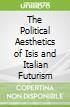 The Political Aesthetics of Isis and Italian Futurism