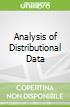 Analysis of Distributional Data