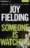 Someone Is Watching (CD Audiobook)