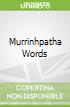 Murrinhpatha Words