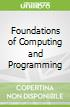 Foundations of Computing and Programming