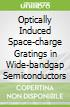 Optically Induced Space-charge Gratings in Wide-bandgap Semiconductors