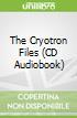 The Cryotron Files (CD Audiobook)