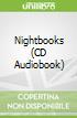 Nightbooks (CD Audiobook)