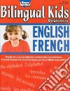 Bilingual Kids Beginners English French
