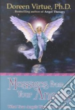 Messages from Your Angels libro in lingua di Virtue Doreen