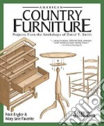 American Country Furniture libro in lingua di Engler Nick, Favorite Mary Jane