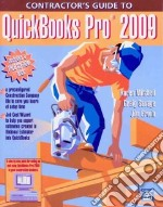 Contractor's Guide to Quickbooks Pro 2009 libro in lingua di Mitchell Karen, Savage Craig, Erwin Jim