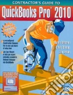 Contractor's Guide to Quickbooks Pro 2010 libro in lingua di Mitchell Karen, Savage Craig, Erwin Jim