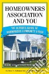Homeowners Association And You