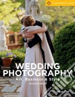 Wedding Photography libro in lingua di Sint Steve