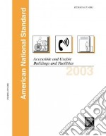Accessible and Usable Buildings and Facilities libro in lingua di International Code Council