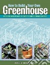 How to Build a Greenhouse libro str