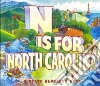 N Is for North Carolina