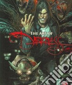 The Art of the Darkness libro in lingua di Silvestri Marc (CRT), Ennis Garth (CRT), Wohl David (CRT)