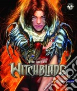 The Art of Witchblade libro in lingua di Silvestri Marc, Turner Michael