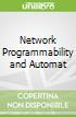 Network Programmability and Automat