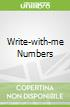 Write-with-me Numbers