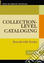 Collection-level Cataloging libro in lingua di Fletcher Jain