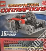 Lego Crazy Action Contraptions libro in lingua di Stillinger Doug