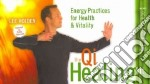 The Qi Healing Kit libro in lingua di Holden Lee