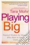 Playing Big libro str