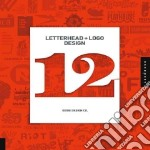 Letterhead + Logo Design 12 libro in lingua di Oxide Design Co.