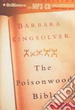 The Poisonwood Bible libro in lingua di Kingsolver Barbara, Robertson Dean (NRT)