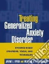 Treating Generalized Anxiety Disorder