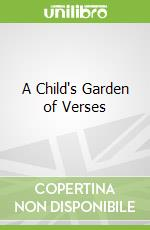 A Child's Garden of Verses libro in lingua di Stevenson Robert Louis, Wildsmith Brian (ILT)