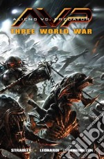 Aliens Vs. Predator libro in lingua di Stradley Randy, Leonardi Rick (ILT), Pennington Mark (ILT)