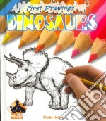 Dinosaurs libro in lingua di Hosley Maria