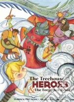 The Treehouse Heroes & The Forgotten Beast libro in lingua di Amara Phil, Chau Alina (ILT)